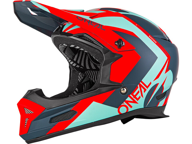 O'Neal Fury RL Helmet red